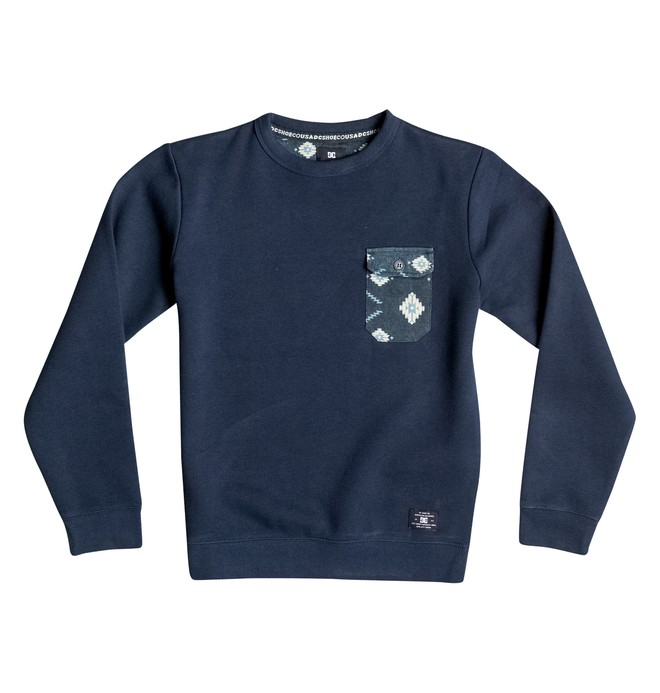 0 Holgate - Sweatshirt  EDBFT03087 DC Shoes