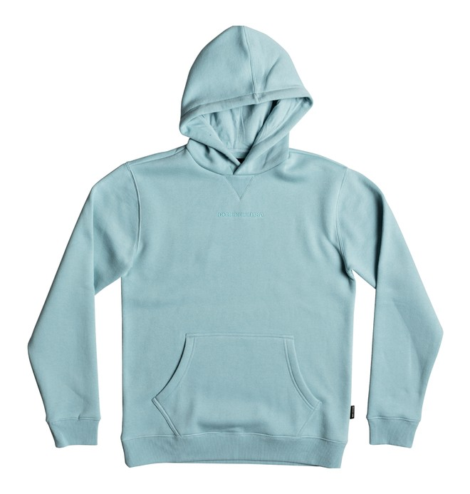 0 Craigburn - Hoodie for Boys 8-16 Blue EDBFT03127 DC Shoes
