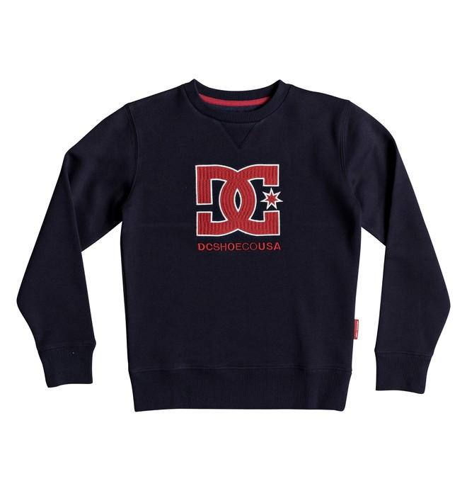 0 Glenridge - Sweatshirt for Boys 8-16 Blue EDBFT03137 DC Shoes
