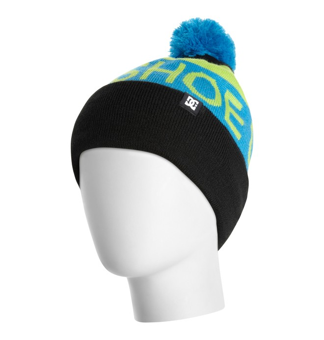 0 Boy's  Chester K Beanie  EDBHA00014 DC Shoes