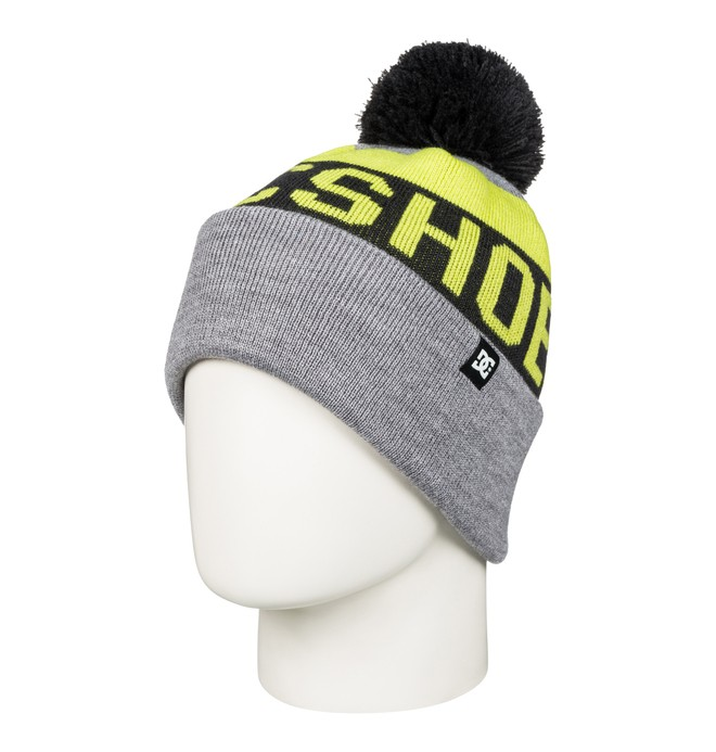 0 Niños 8-16 Gorro con pompón decorativo  EDBHA03008 DC Shoes