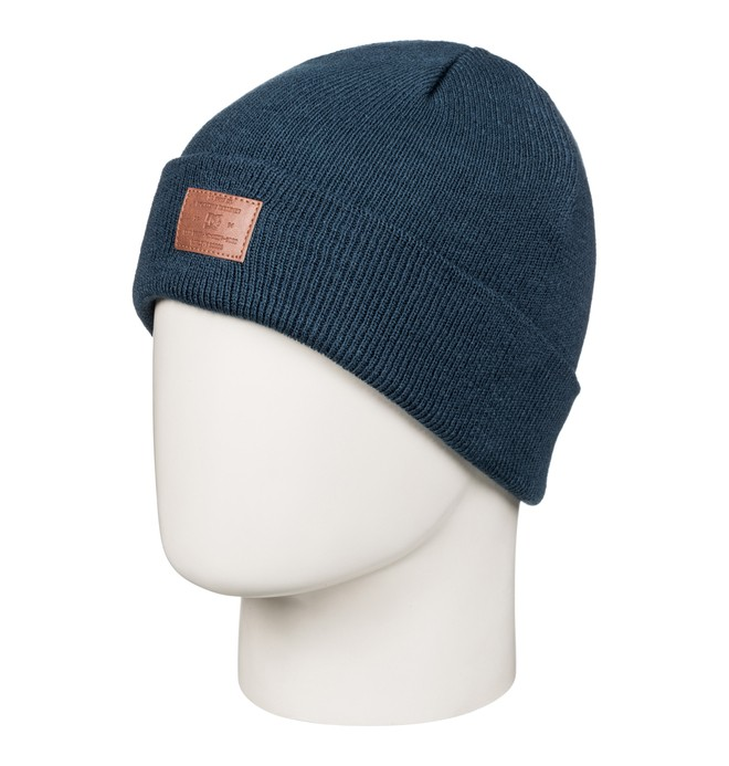 0 Label - Cuff Beanie for Boys 8-16  EDBHA03016 DC Shoes
