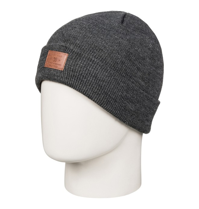 0 Label - Fischerbeanie Schwarz EDBHA03016 DC Shoes