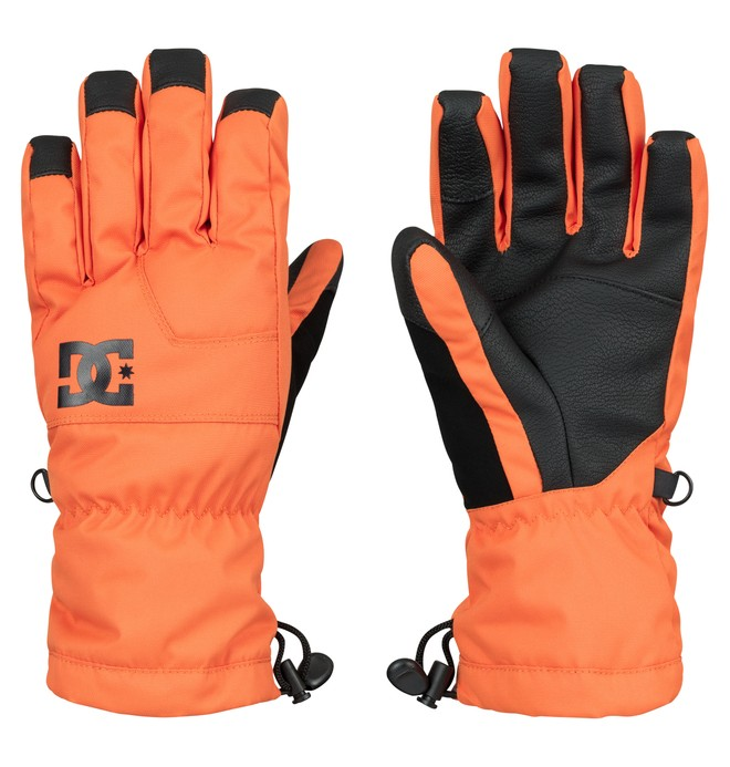 0 Boys's Seger Gloves  EDBHN03002 DC Shoes
