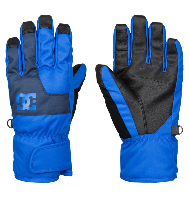 0 Boy's 8-16 Seger Snow Gloves  EDBHN03003 DC Shoes