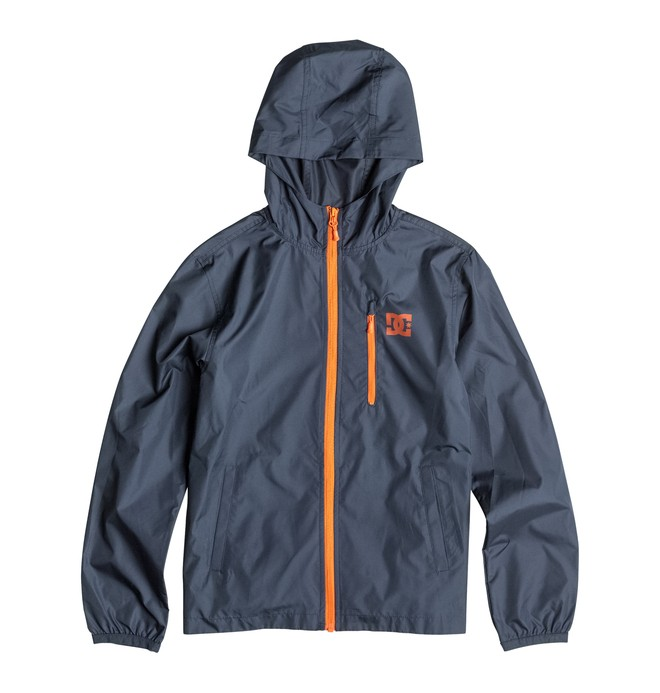 0 Boy's 8-16 Dagup Windbreaker  EDBJK03004 DC Shoes