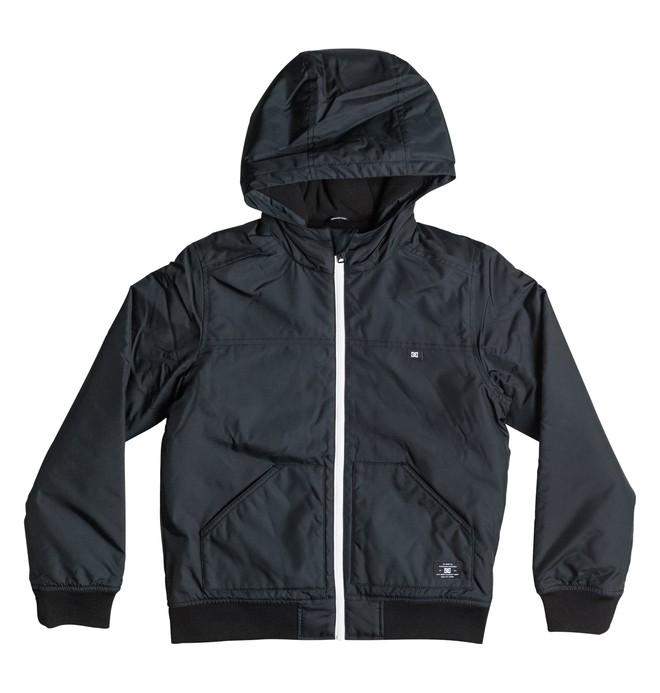 0 Wiper - Hooded Jacket  EDBJK03007 DC Shoes