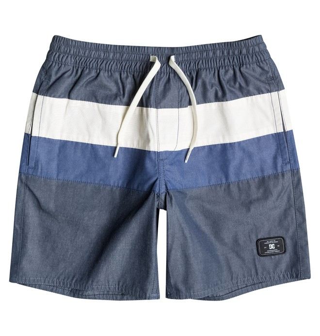 0 The Front - Swim Shorts Blue EDBJV03002 DC Shoes