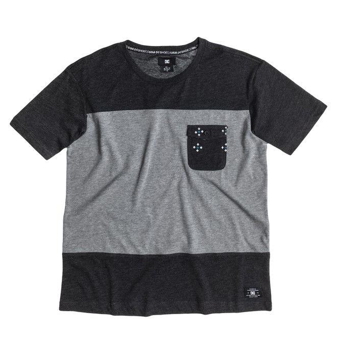 0 Suburban Boy  EDBKT03007 DC Shoes