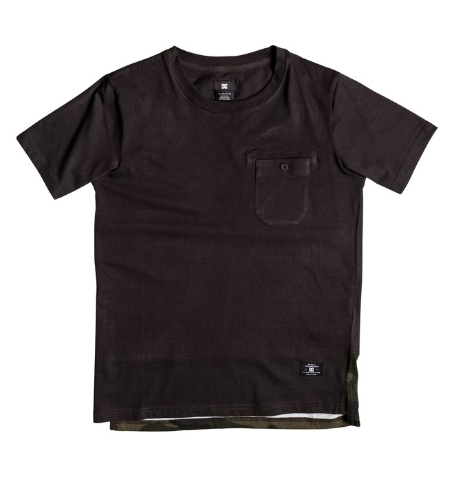 0 Durlston - Tee-Shirt à poche  EDBKT03058 DC Shoes