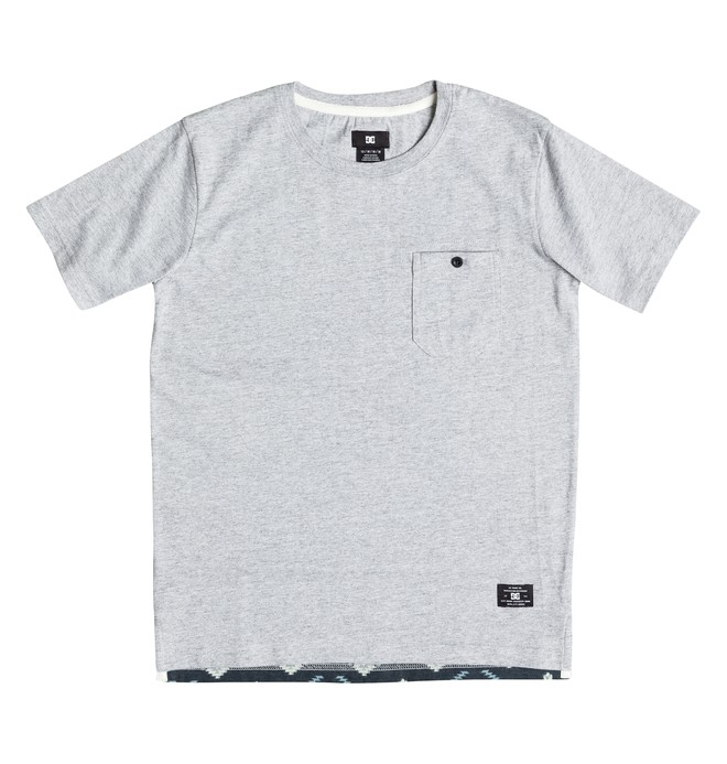 0 Durlston - Tee-Shirt à poche Beige EDBKT03058 DC Shoes