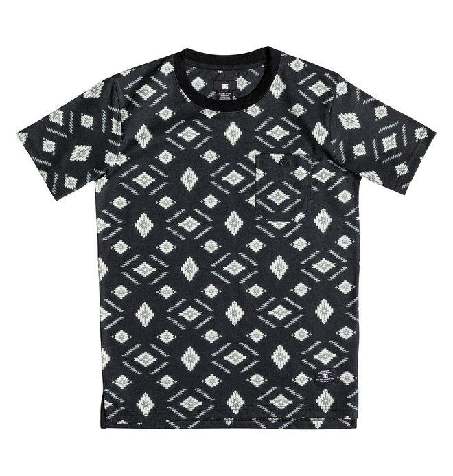 0 Amherst - Tee-Shirt  EDBKT03059 DC Shoes