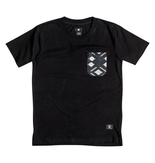 0 Lubbock - Pocket T-Shirt  EDBKT03060 DC Shoes