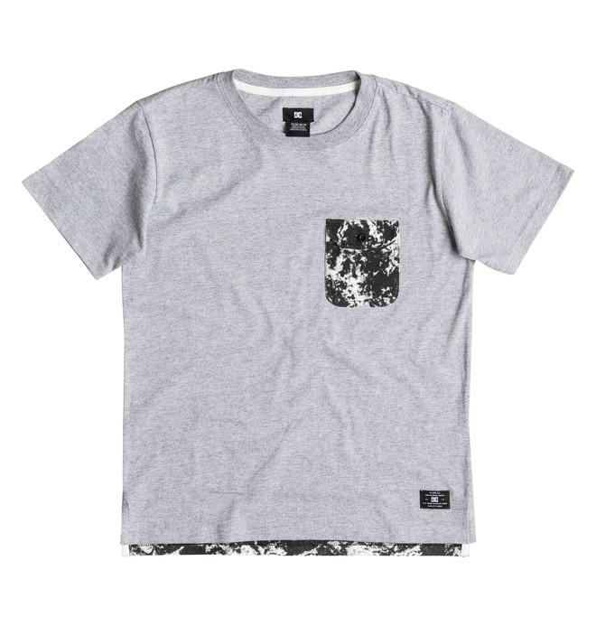 0 Owensboro - Tee-Shirt à poche Noir EDBKT03072 DC Shoes