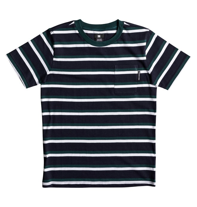0 Oakride - Camiseta para Chicos 8-16  EDBKT03089 DC Shoes