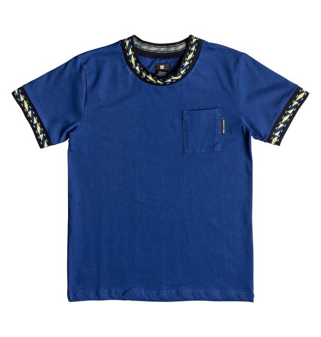 0 Dunbar - Camiseta para Chicos 8-16  EDBKT03090 DC Shoes