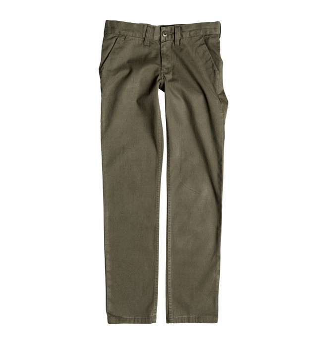 0 Worker Slim - Chinos  EDBNP03005 DC Shoes