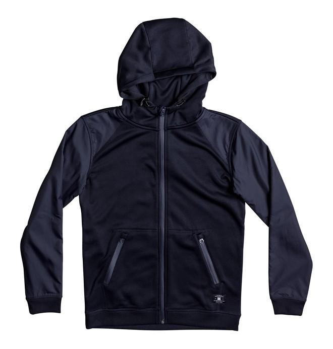 0 Wentley - Zip-Up Polar Hoodie for Boys 8-16  EDBPF03008 DC Shoes