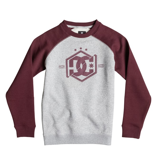 0 Hepta Raglan - Crew-Neck Sweatshirt  EDBSF03051 DC Shoes