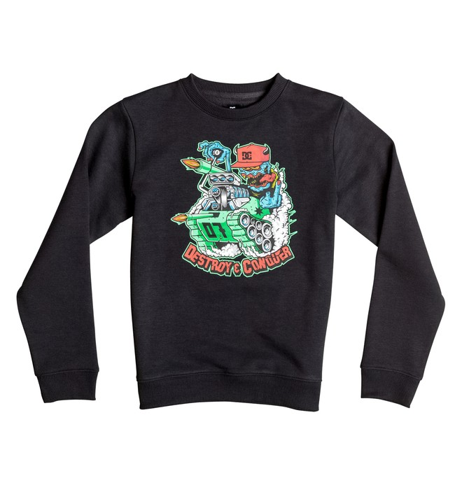 0 Mr Tank - Sweat  EDBSF03063 DC Shoes