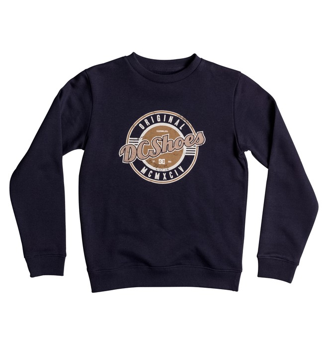 0 Direction - Sweatshirt for Boys 8-16  EDBSF03076 DC Shoes