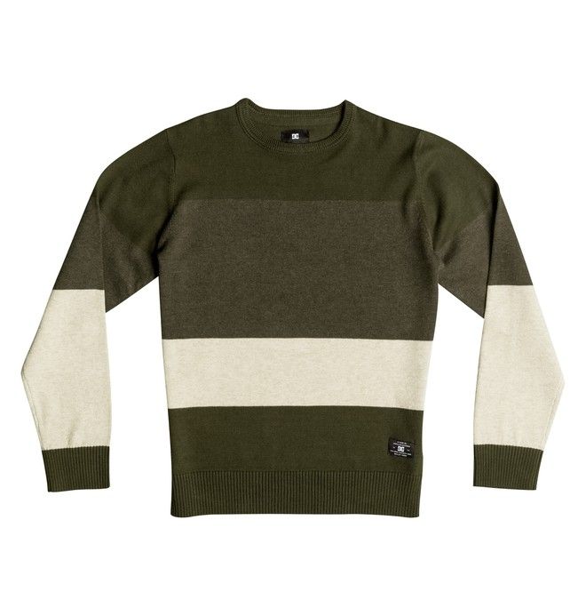 0 Boy's 8-16 Bent Bow Sweater  EDBSW03010 DC Shoes