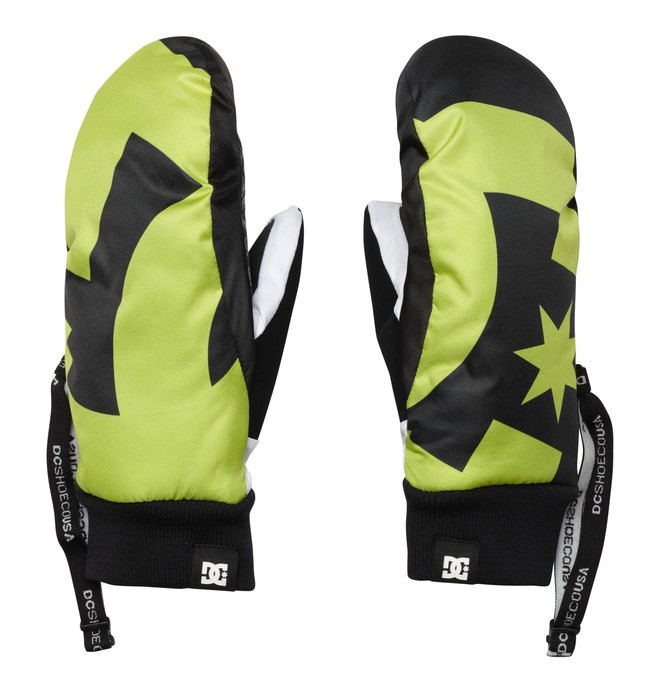 0 Boy's  Rippin K Gloves  EDBTH00001 DC Shoes