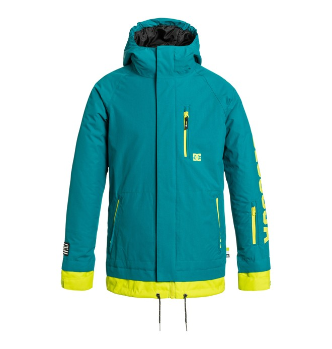 0 Boy's Ripley Snow Jacket  EDBTJ03002 DC Shoes