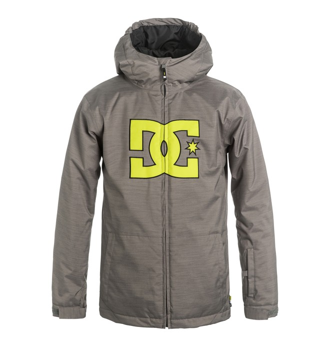 0 Boy's 8-16 Story Snow Jacket  EDBTJ03011 DC Shoes