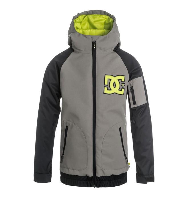 0 Boy's 8-16 Troop Snow Jacket  EDBTJ03015 DC Shoes