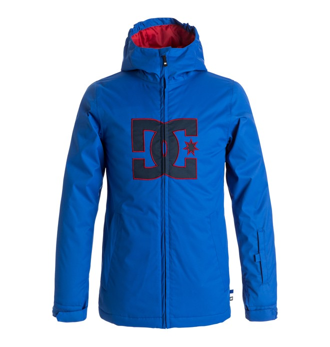 0 Boy's 8-16 Story Snow Jacket  EDBTJ03020 DC Shoes