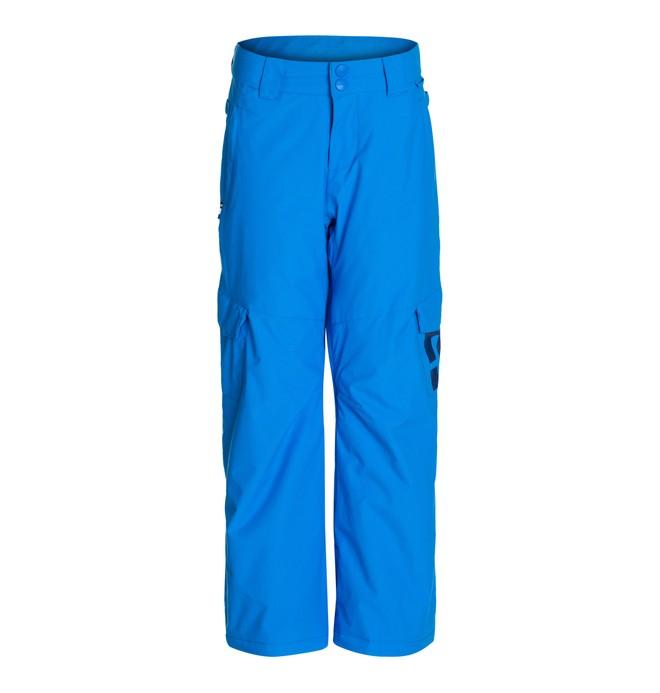0 Boy's  Banshee K 15 Snow Pants  EDBTP00001 DC Shoes
