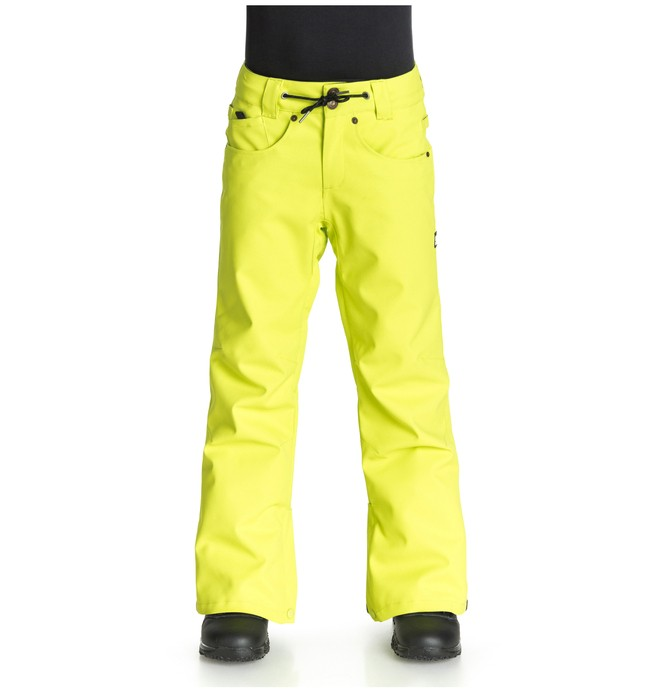 0 Boy's Relay Snow Pants  EDBTP03001 DC Shoes