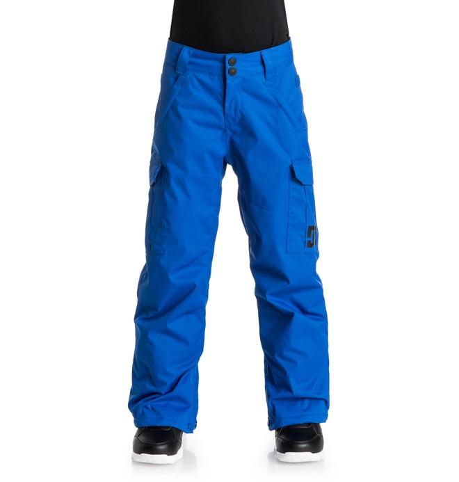 0 Boy's 8-16 Banshee Snow Pants  EDBTP03003 DC Shoes