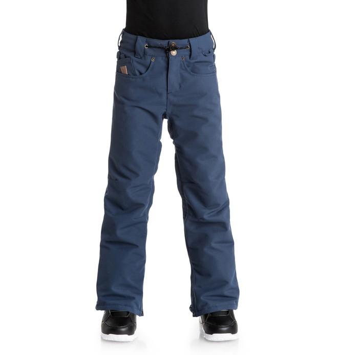 0 Relay - Snow Pants  EDBTP03004 DC Shoes