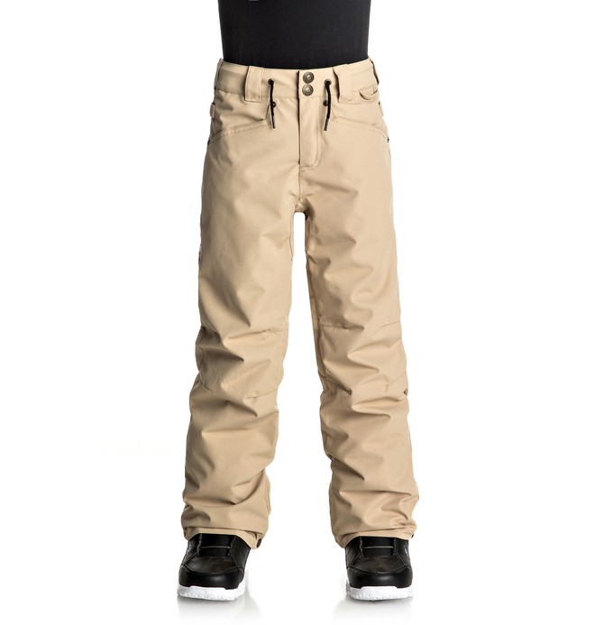0 Relay - Pantalon de snow Marron EDBTP03005 DC Shoes