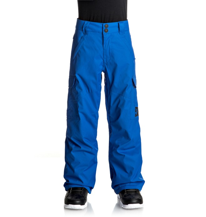 0 Boy's 8-16 Banshee Snow Pants  EDBTP03006 DC Shoes