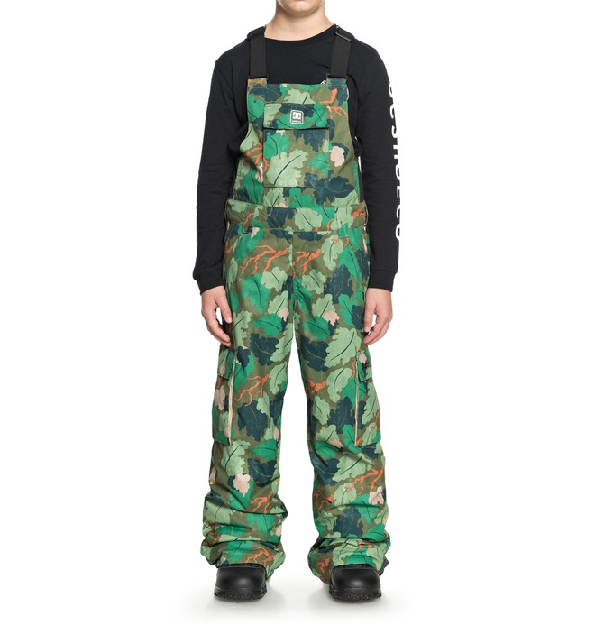 340447f3faf0 Banshee - Snow Bib Pants for Boys 8-16 EDBTP03007