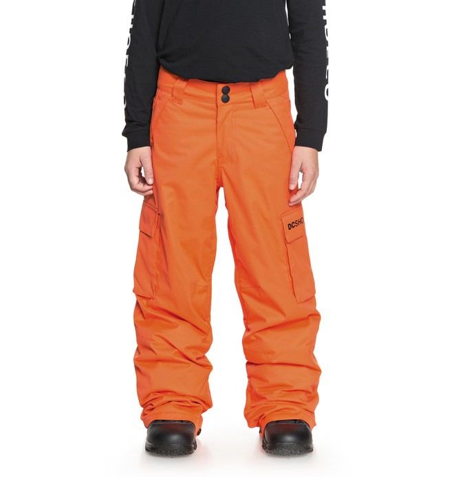 0 Banshee - Pantalon de snow pour Garçon 8-16 ans Orange EDBTP03009 DC Shoes