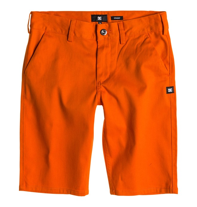 0 DC Worker Straight EU Short BY  EDBWS00004 DC Shoes