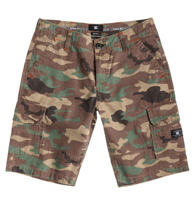 0 Ripstop - Roomy Fit Cargo Shorts  EDBWS03003 DC Shoes