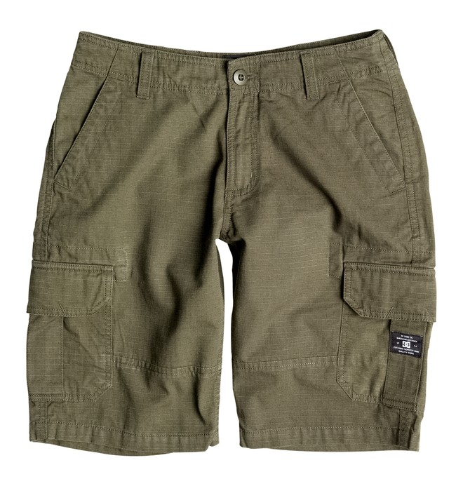"0 Niños 8-16 Cargo Shorts Ripstop 18""  EDBWS03018 DC Shoes"