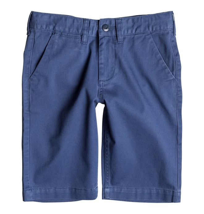 0 Kid's Worker Straight Shorts  EDBWS03020 DC Shoes