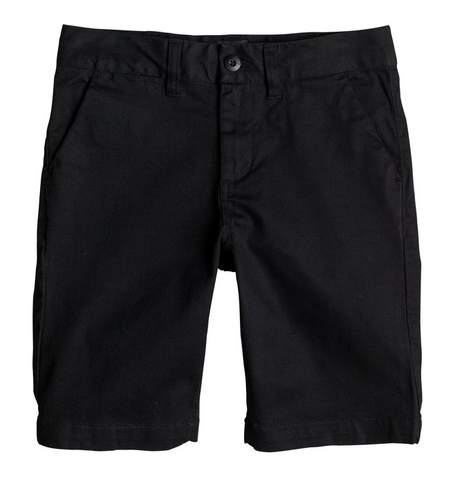 0 Worker Straight - Shorts Black EDBWS03020 DC Shoes