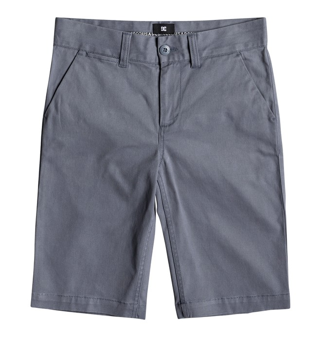 0 Worker - Chino Shorts für Jungen 8-16 Blau EDBWS03045 DC Shoes