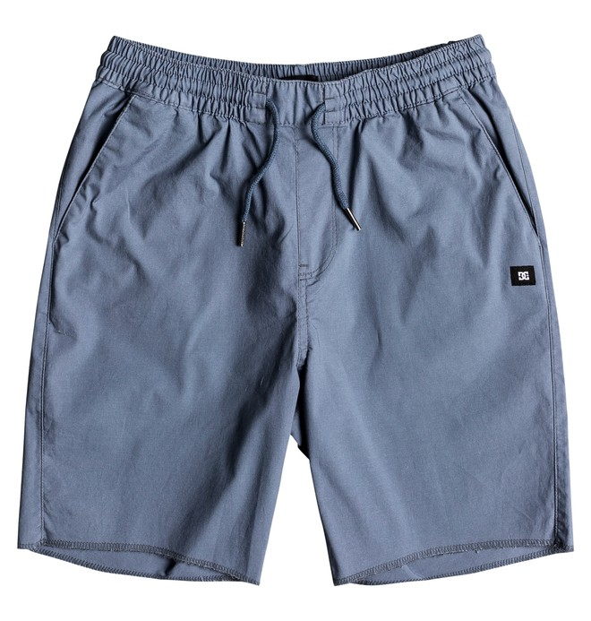 "0 Boy's 8-16 Slow Burn 2 16.5"" Shorts  EDBWS03047 DC Shoes"