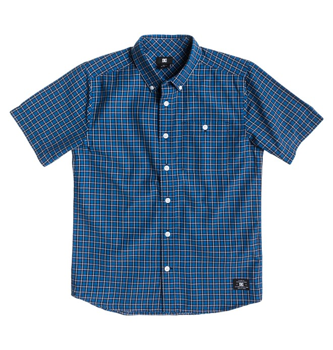 0 Atura Short Sleeve Boy  EDBWT03003 DC Shoes