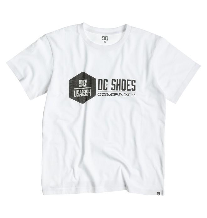 0 Progress Short Sleeve Boy  EDBZT03045 DC Shoes