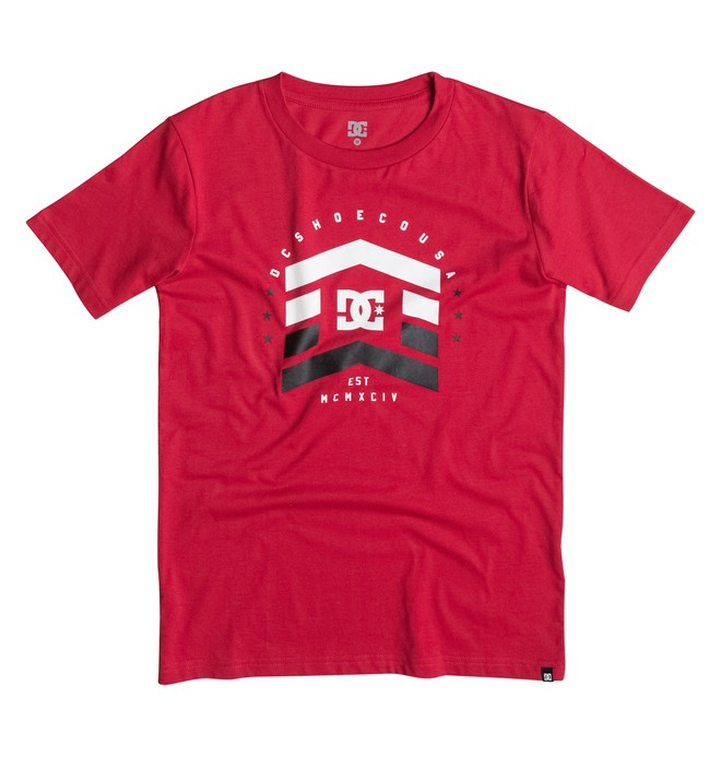 0 Tstar Rank - T-shirt  EDBZT03093 DC Shoes