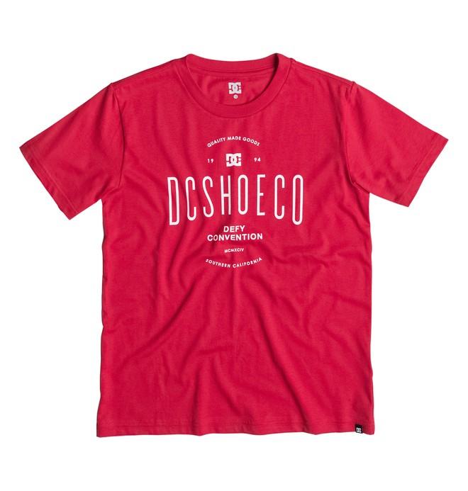 0 Mutism - T-shirt  EDBZT03107 DC Shoes